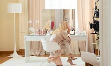 Ελένη Μενεγάκη: Νέα τηλεοπτική καμπάνια για τη βαφή μαλλιών Excellence από τη L'Oréal Paris