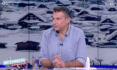 Μεσημέρι με τον Γιώργο Λιάγκα: Εκτός εκπομπής και πάλι η Γκαγκάκη! Η ανακοίνωση του παρουσιαστή!