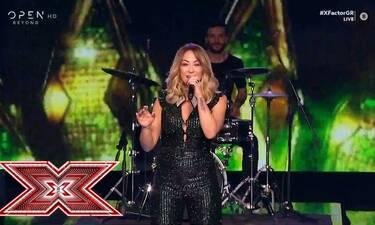 X Factor: Η Μελίνα Ασλανίδου παρουσίασε για πρώτη φορά το νέο της τραγούδι (video)