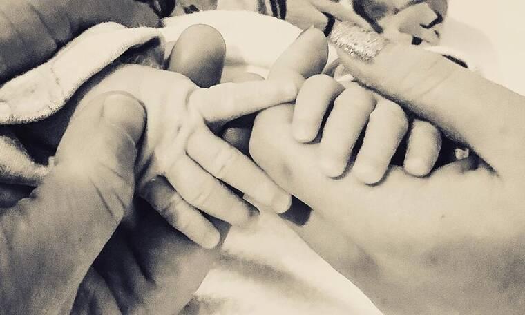 Πρωταγωνιστής υποδέχτηκε το πρώτο του παιδί – Η χαρμόσυνη ανακοίνωση στο Instagram (Photos)