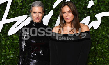 Σήλια Κριθαριώτη: Έδωσε το παρών στα British Fashion Awards! Ποιες διάσημες φόρεσαν τα ρούχα της;