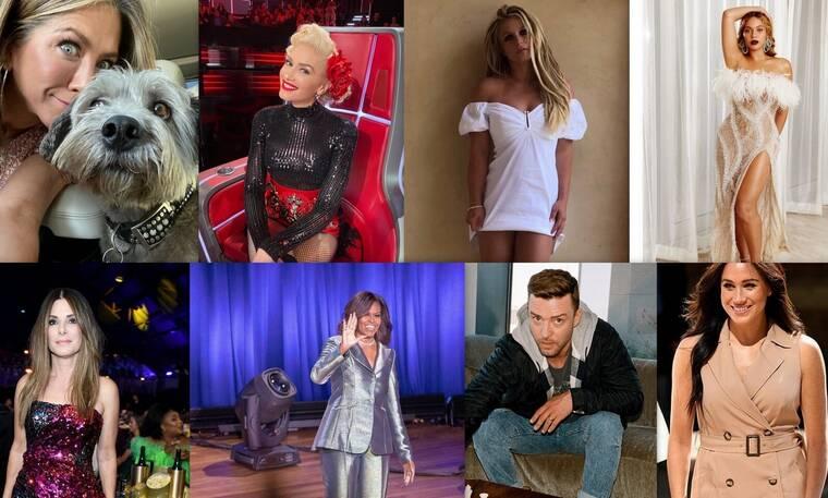 Και όμως! Αυτοί οι διάσημοι έχουν την ίδια ηλικία! Ποιοι celebrities είναι συνομήλικοι; (photos)