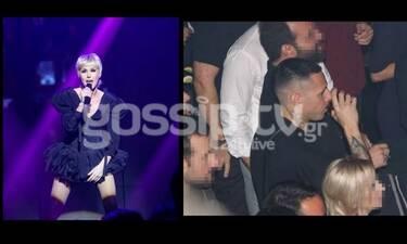 Τάμτα - Κασιδόκωστας: Η τραγουδίστρια ανέβηκε στην πίστα και εκείνος την απόλαυσε! (Photos)