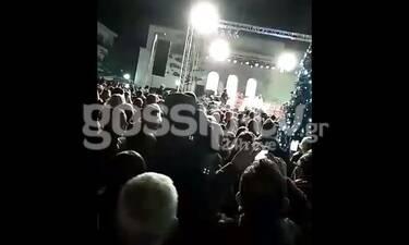 Αποκλειστικό: Μουζουράκης: Η φωταγώγηση του χριστουγεννιάτικου δέντρου στην Κω και ο αυτοσαρκασμός
