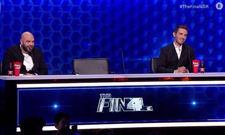 The Final Four: Απουσίαζε η Φουρέιρα από την κριτική επιτροπή - Τι συνέβη τη βραδιά του τελικού;