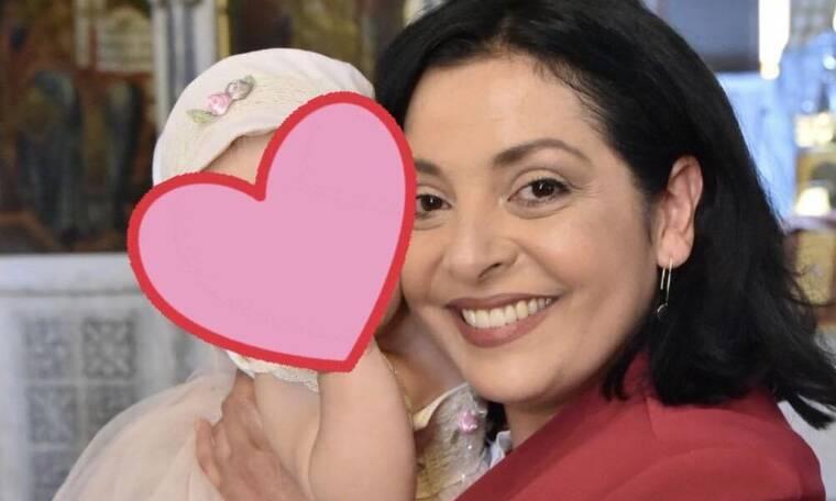 Βασιλική Ανδρίτσου: Ζει τα πιο όμορφα Χριστούγεννα, τα πρώτα με την κόρη της! Η τρυφερή φωτό τους