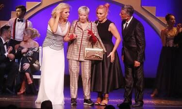 Η Παριζιάνα: Αυτός είναι ο λόγος που αποχώρησε από την παράσταση η Έρρικα Μπρόγιερ