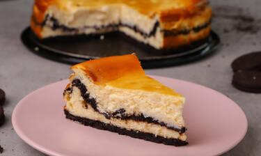 Oreo cheesecake- Συνταγή όνειρο!