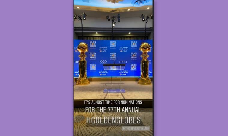 Χρυσές Σφαίρες 2020: Ανακοινώθηκαν οι υποψηφιότητες