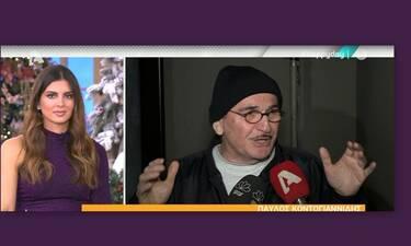 Παύλος Κοντογιαννίδης: Αυτός είναι ο λόγος που εγκατέλειψε την θεατρική παράσταση «Φάλτσα Σοπράνο»