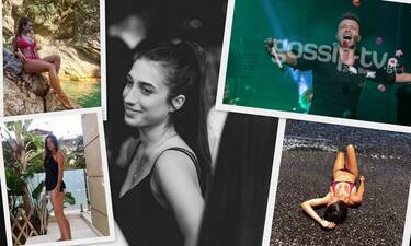 Κατερίνα Κακοσαίου:Η κούκλα κόρη του Πλούταρχου σπουδάζει βιολογία αλλά θέλει να γίνει τραγουδίστρια