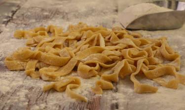 Χειροποίητες ταλιατέλες- Εύκολη συνταγή από τον Γιώργο Τσούλη