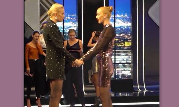 GNTM: Ίλντα Κρόνι: Αποχώρησε και πέταξε τα «καρφάκια» της! (Video & Photos)