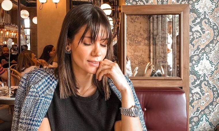 Νίκη Θωμοπούλου: Αντέχεις να τη δεις στη θάλασσα με μαγιό στον έκτο μήνα της εγκυμοσύνης της; (Pics)
