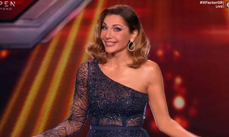 X Factor: Στην τελική ευθεία! Η έναρξη του ημιτελικού και η ανακοίνωση της Δέσποινας Βανδή(Pics-Vid)