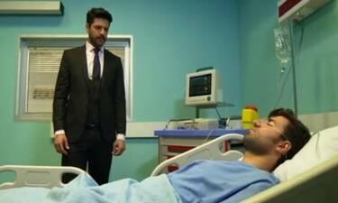 Elif: Ο Σελίμ πηγαίνει στο νοσοκομείο και μαθαίνει πως ο Ουμίτ είναι στην εντατική (Photos)