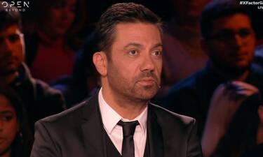 X Factor: Ο Γιώργος Θεοφάνους δεν πηγαίνει στον Αντώνη Ρέμο και αποκάλυψε το γιατί! (Photos-Video)