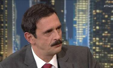 Συγκλονίζει ο Λεωνίδας Κακούρης: Ο πατέρας μου σκοτώθηκε τη μέρα που πέρασα στο Πανεπιστήμιο