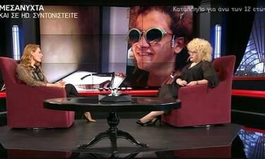 Η εξομολόγηση της Τζένης Διαγούπη: «Γιατί δεν κάνεις ένα παιδί; Γιατί δεν μπορώ» (Video)