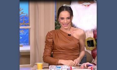 Μαρία Αντωνά: Η ερωτική εξομολόγηση on air στον σύντροφό της,  Άρη Σοϊλέδη (Video)