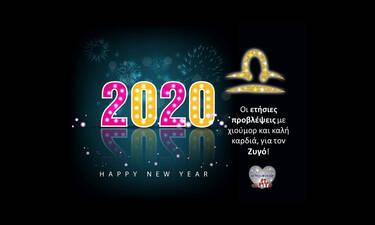 Ζυγέ, στοιχηματίζουμε ότι ΤΕΤΟΙΑ πρόβλεψη για το 2020 δεν έχεις ξαναδιαβάσει!
