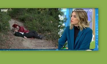 GNTM: Τα απίστευτα καρφιά της Άννας Χατζή: «Αυτά που έβλεπα να λέει δεν τα πίστευα…» (Video)