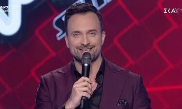 The Voice: Η ανακοίνωση του Γιώργου Λιανού για τον μεγάλο τελικό (Photos-Video)
