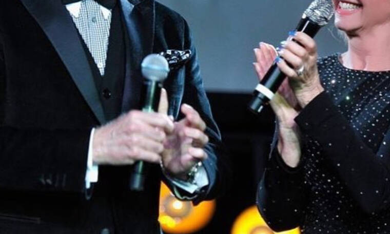 Το πιο διάσημο κινηματογραφικό ζευγάρι αναβιώνει την ίδια σκηνή μετά από 41 χρόνια