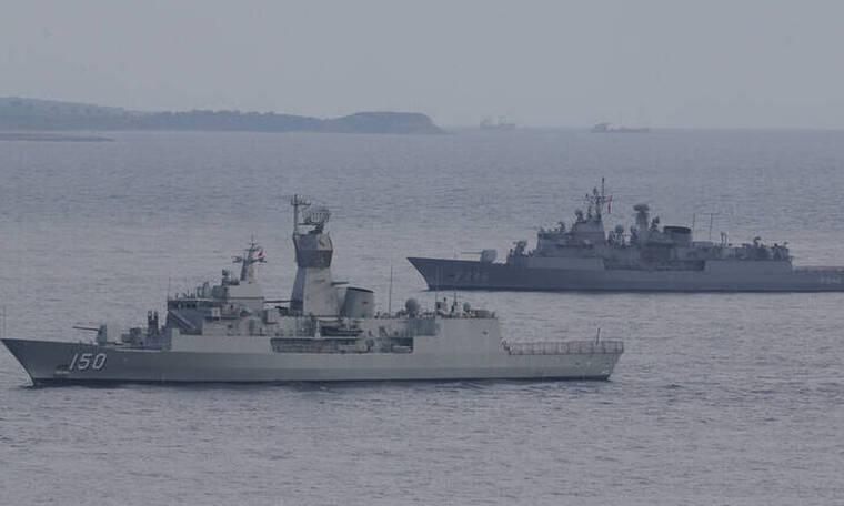 Απίστευτη πρόκληση στα ανοιχτά της Κύπρου: Οι Τούρκοι έδιωξαν ισραηλινό πλοίο