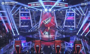 The Voice: Η έκπληξη της Ελεονώρας Ζουγανέλη στο stage του talent show! (video)