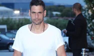 Δημήτρης Ουγγαρέζος: Σοβαρό τροχαίο για τον παρουσιαστή – Διαλύθηκε το αυτοκίνητό του (Video)