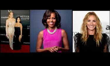 Πάει το μυαλό σας ποιες είναι οι ψηλότερες celebrities; Τις βρήκαμε όλες! (Photos)