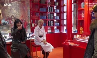 GNTM: Η απελπισία της Μαρίας και η ατάκα που έκανε Χριστοπούλου - Μαζαρί να ξεσπάσουν σε γέλια (Vid)