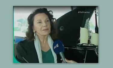 Μπέτυ Λιβανού: Η κίνηση με τον σύζυγό της να πουλήσουν το αυτοκίνητο και να κάνουν ταινία!