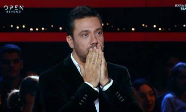 X Factor τελικός: Η ερμηνεία που έκανε τον Θεοφάνους να δακρύσει και άφησε τους πάντες άφωνους (vid)
