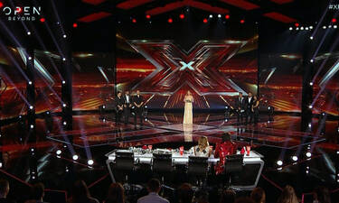 X Factor τελικός: Μονομαχία Θεοφάνους - Μάστορα. Ποιος παίκτης αποχώρησε πριν την τελική δυάδα;