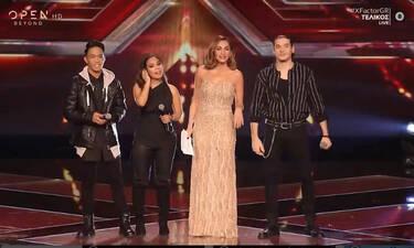 X Factor τελικός: Δημήτρης Παπατσάκωνας και AC² μαζί στη σκηνή