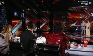 X Factor τελικός: Δεν φαντάζεστε ποια ήταν στο πλατό του τάλεντ σόου για να το παρακολουθήσει live!