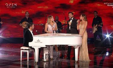 X Factor τελικός: Οι συγκλονιστικές ερμηνείες Βανδή-Ασλανίδου-Μάστορα στα τραγούδια του Θεοφάνους!