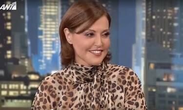 Αλεξάνδρα Παλαιολόγου: Δεν πάει ο νους τι αποκάλυψε για τη σχέση της με τον Σωτήρη Χατζάκη!
