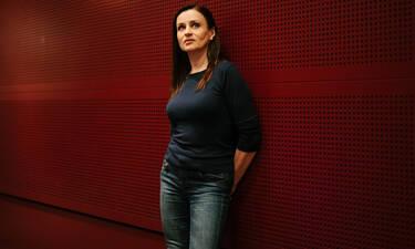 Καρυοφυλλιά Καραμπέτη: «Καμία πρόταση δεν ήταν του είδους της τηλεόρασης που θα ήθελα να κάνω»