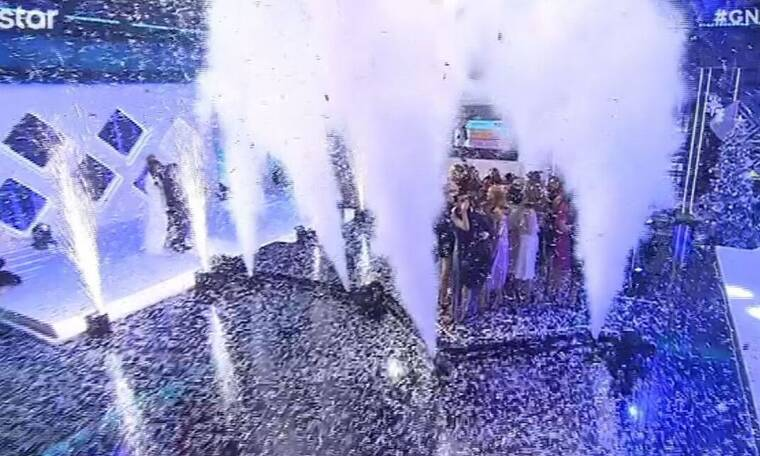 GNTM τελικός: Απίστευτο! Η απόλυτη ανατροπή! Όχι μία, αλλά δύο νικήτριες! (Photos-Video)