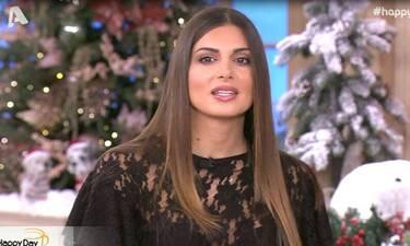 Σταματίνα Τσιμτσιλή: Δεν κατάλαβε ότι ήταν on air και δείτε τι ρώτησε για την Άννα Μαρία!