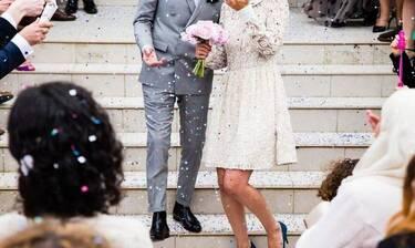 Άγριο ξύλο σε γάμο: Μπούκαρε η πρώην του γαμπρού και... δείτε τι έγινε