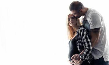 Exclusive: Tσαμπάζη - Νικολαΐδης: Περιμένουν το δεύτερο παιδί τους