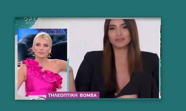 Τηλεοπτική «βόμβα»: Αποχωρεί η Ηλιάνα Παπαγεωργίου από το GNTM; ( Video)