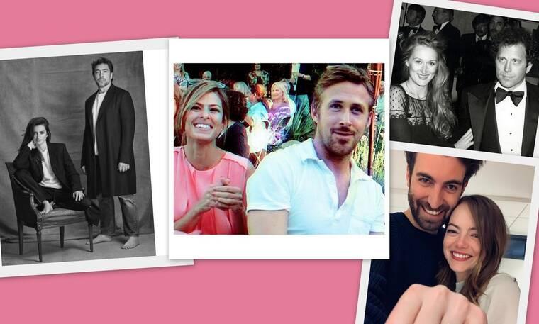 Οι διάσημοι σταρ με την πιο μυστικοπαθή προσωπική ζωή! Ποιοι κρύβουν καλά τα ερωτικά τους; (pics)