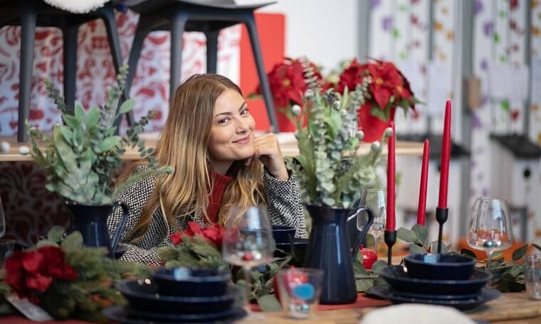 Έλα μαζί μου μία βόλτα στην ΙΚΕΑ, για το πιο όμορφο χριστουγεννιάτικο τραπέζι!