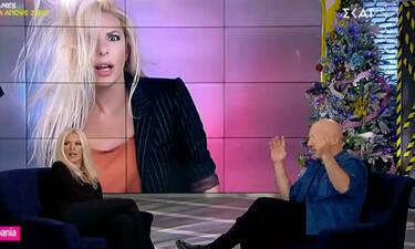 Καλό μεσημεράκι: Και η Αννίτα Πάνια στον Μουτσινά! Μια συνάντηση… απολαυστική! (Video)