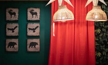 Xmas ιδέες που θα σε εμπνεύσουν να δημιουργήσεις ένα παραμυθένιο σκηνικό στο σπίτι